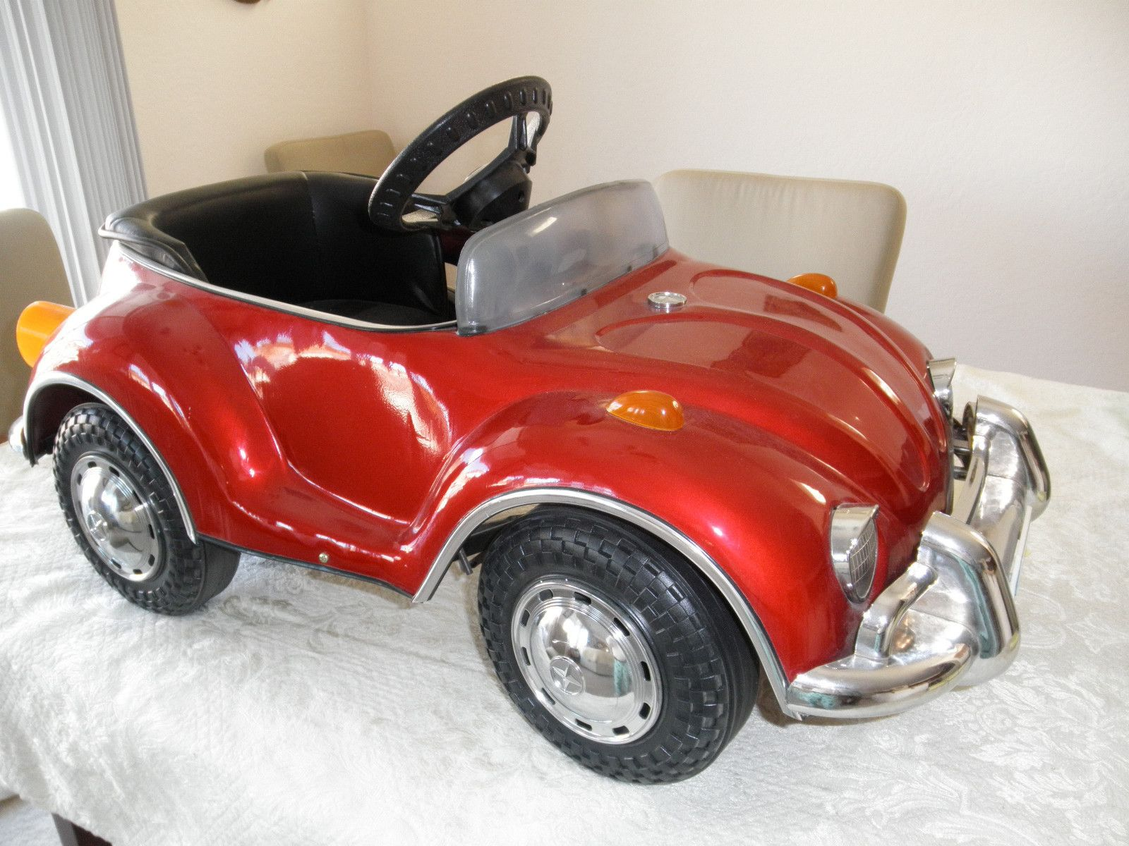 S S Volkswagen Bug Electric Car For A Child
