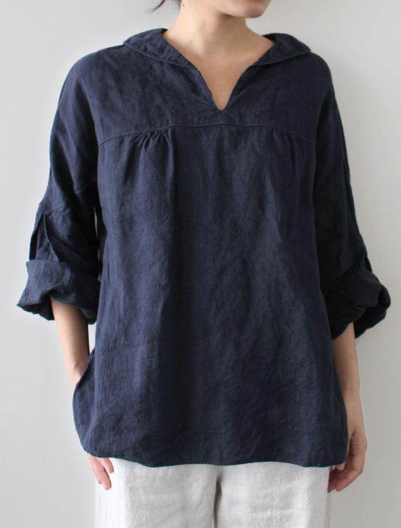 Envelope Online Shop] Wilma Lisette tops | Sewing inspiration ...