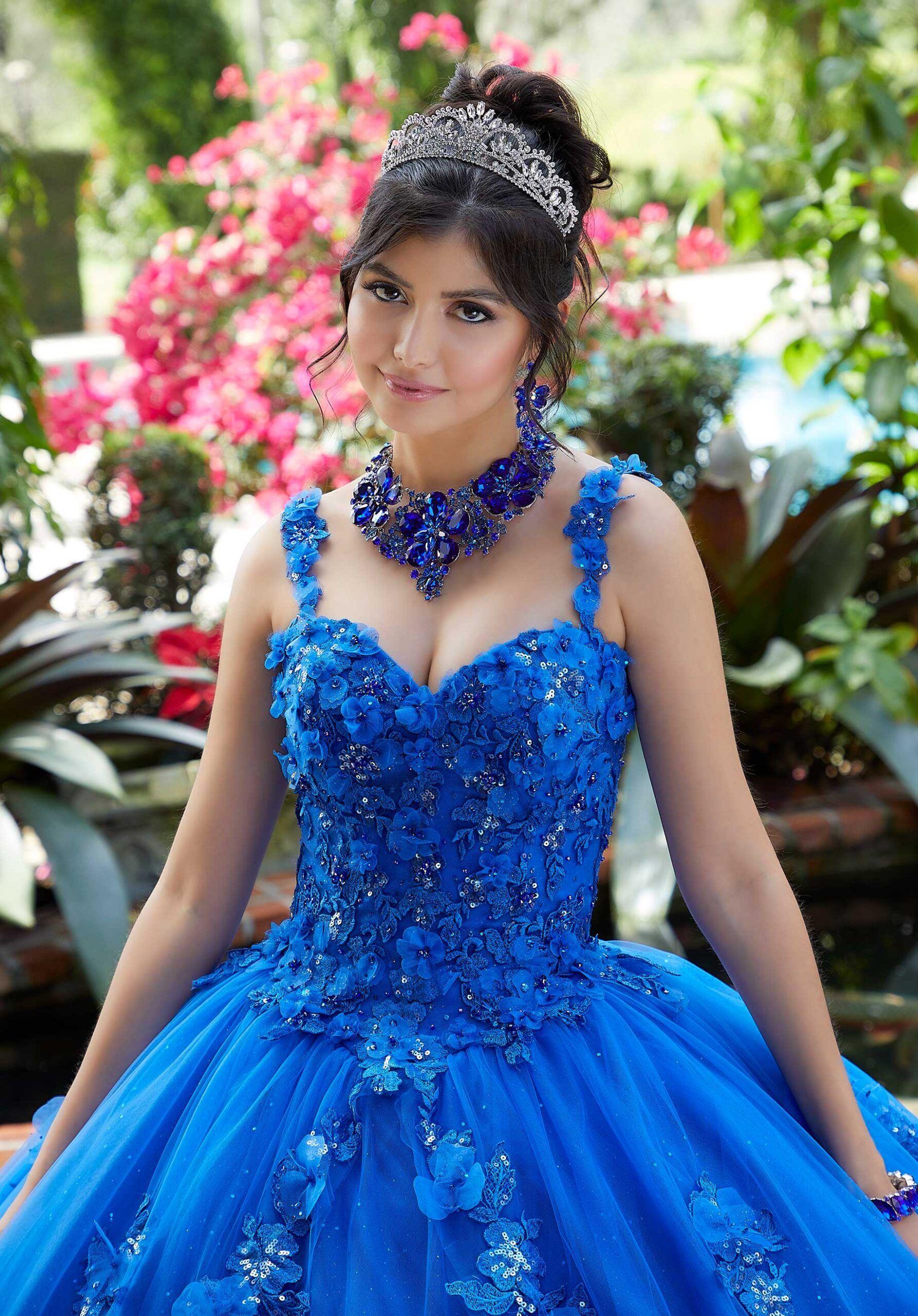 32+ Quinceanera dress royal blue information
