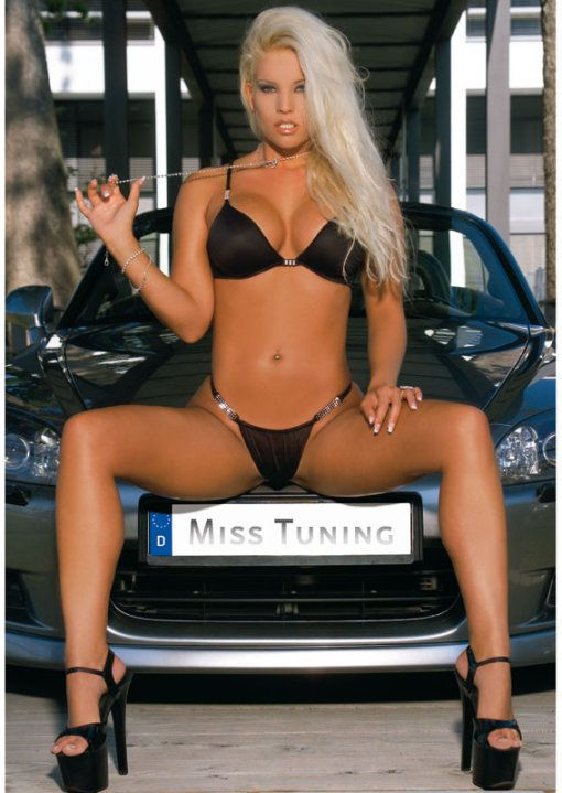 katharina kuhlmann miss tuning 2004 kalender hot cars. Black Bedroom Furniture Sets. Home Design Ideas