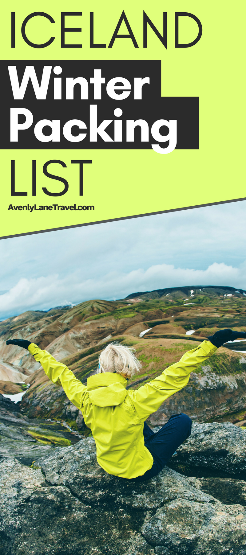 Iceland Packing List: What to wear and pack for Iceland ...