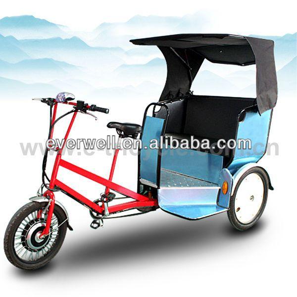 Adult 3 Wheel Bicycle Passenger Three Wheel Bicycle Adult Three