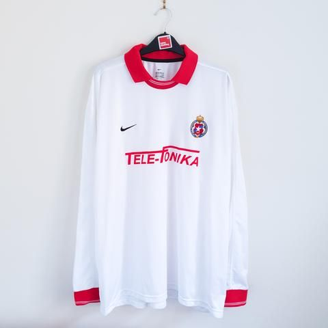 Wisla Krakow away football shirt 2001/02 | Classic ...