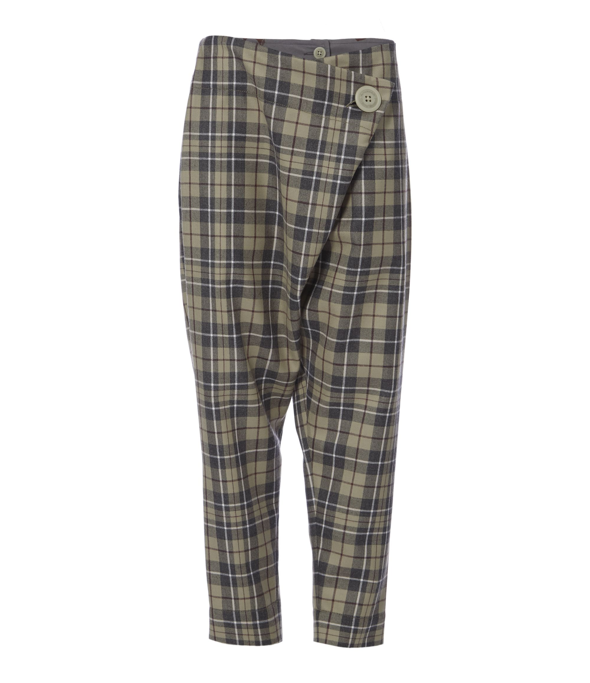McStone D.F. Flap Trousers | Vivienne Westwood Anglomania