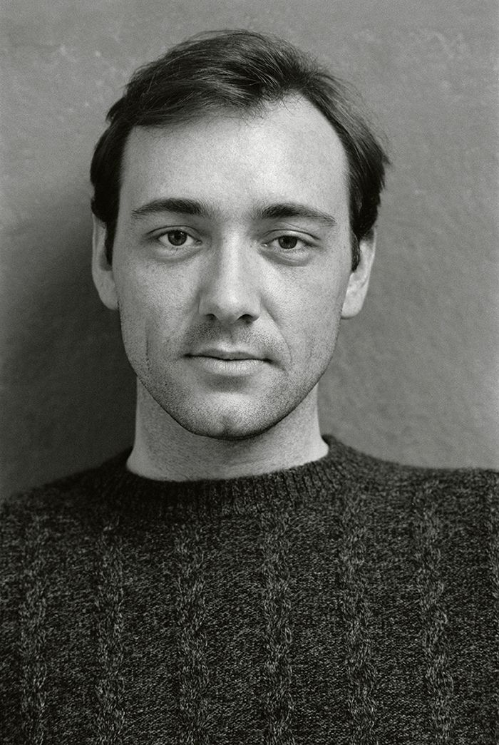 9ff68449c17 A Young Kevin Spacey (1980s)