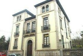 Casa palacete de la familia Martinez