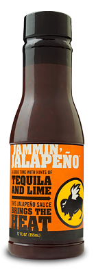 Buffalo Wild Wings Jammin Jalapeno Sauce Spicy Jalapenos Blended With A Touch Of Tequila And Hint Of Lime