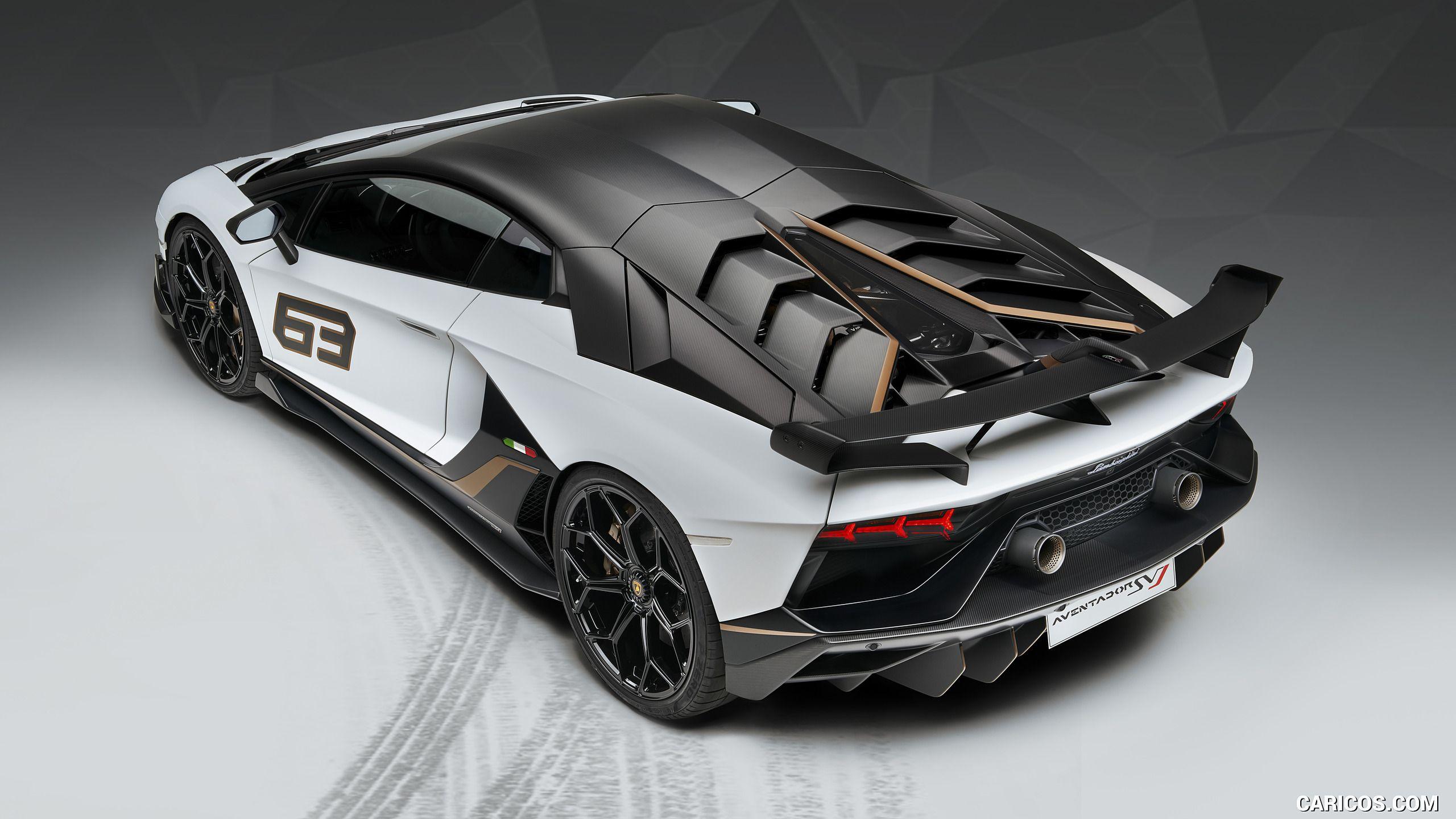 2019 Lamborghini Aventador Svj 람보르기니 아벤타도르 람보르기니 슈퍼카