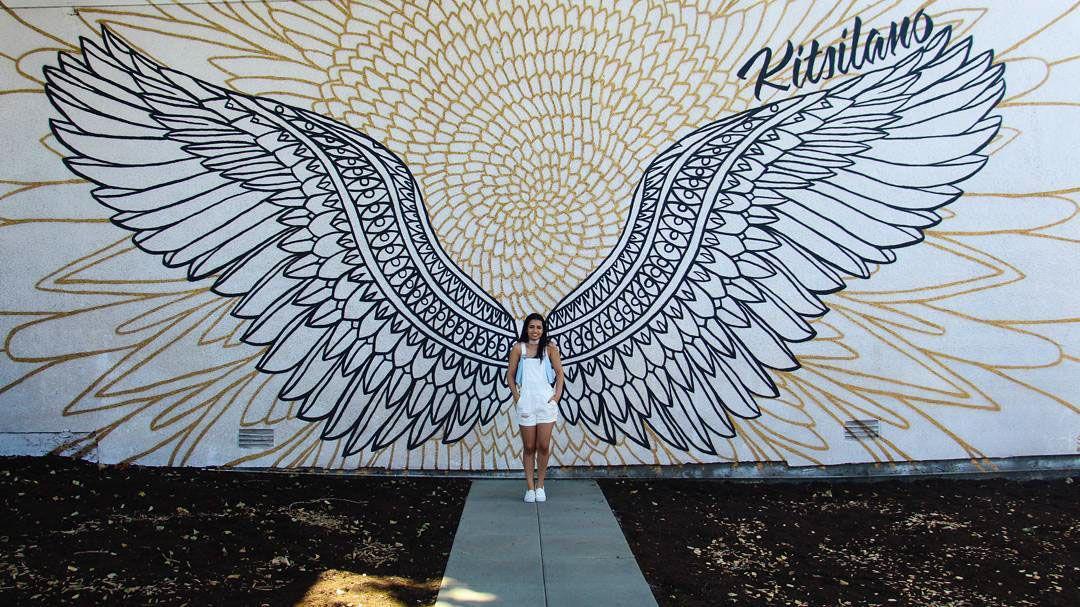 Image Result For Angel Wings Mural Angel Wings Wall Art Angel Wings Art Angel Wings Painting