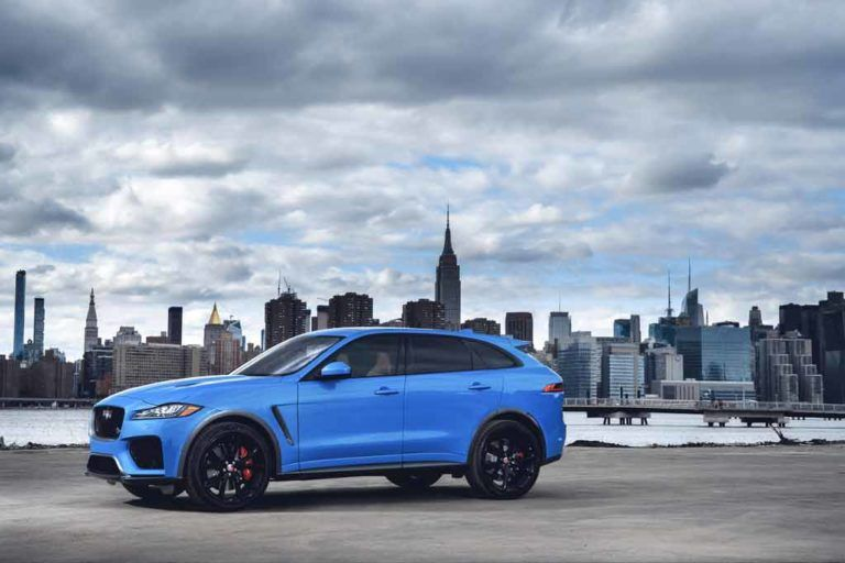 Jaguar F Pace Svr Might Launch In 2020 Jaguar F Pace Svr Listed On Jaguar Website New Jaguar Suv Price To Soon Be Out Jagua Jaguar Suv Jaguar New Jaguar Suv