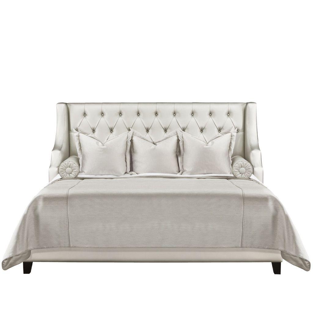 Y.1039KK Sierra Bed (King Size Mattress) from Dorya USA