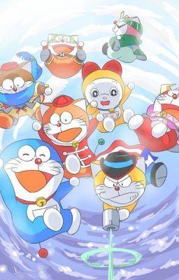 Đội quân Doraemon [NHỮNG CÂU CHUYỆN - FANFICTION]