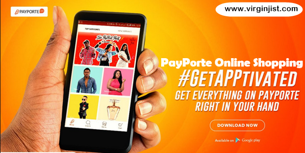 Download PayPorte Mobile App │ PayPorte Online Shopping in