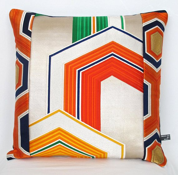 Becca Cadbury Design Textile DesignerMaker Bold Bling Decorative Enchanting Bling Decorative Pillows