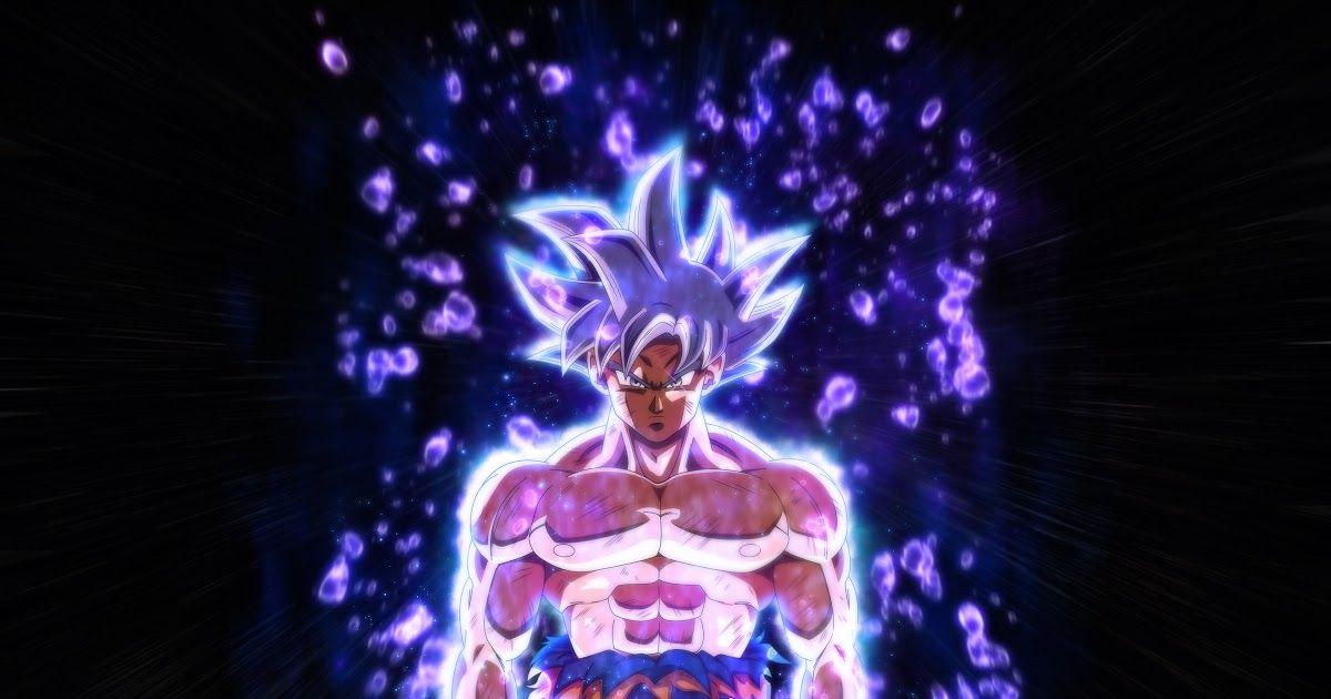 Dragon Ball Super Son Goku Ultra Instinct Wallpaper
