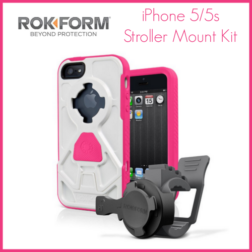 Maxi-cosi Pria 70 Car Seat Fashion Kit Rokform Stroller Mount For Iphone 5 5s Thrifty Nifty
