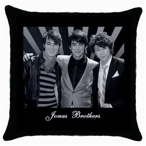 27 jonas brothers throw pillow cases