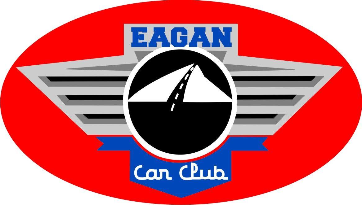 Logo for Eagan Car Club Blason, Logos