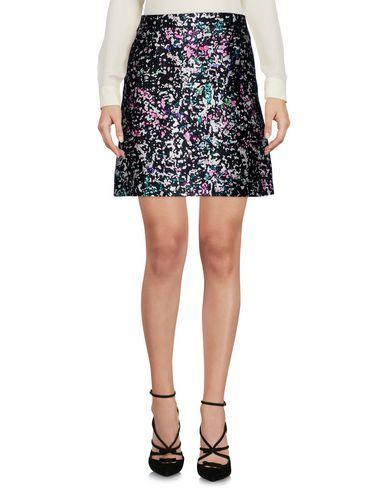 BALENCIAGA Women's Knee length skirt Black 4 US
