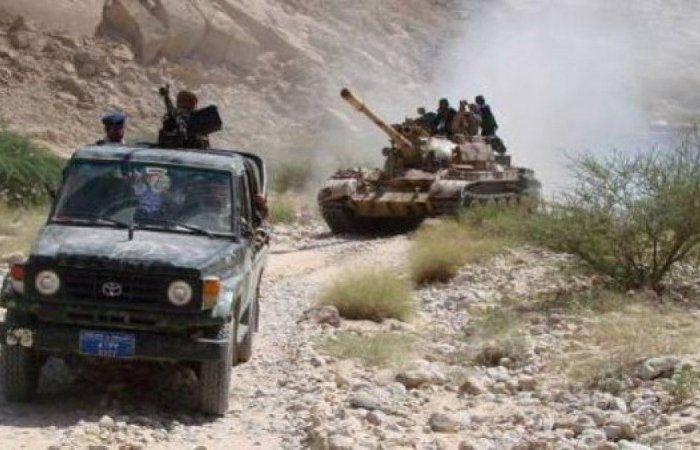 عاجل اليمن : مستجدات نهم.. القوات المسلحة تحرر مواقع جديدة وتواصل التقدم نحو قرية «ضبوعة» بمساندة طيران التحالف