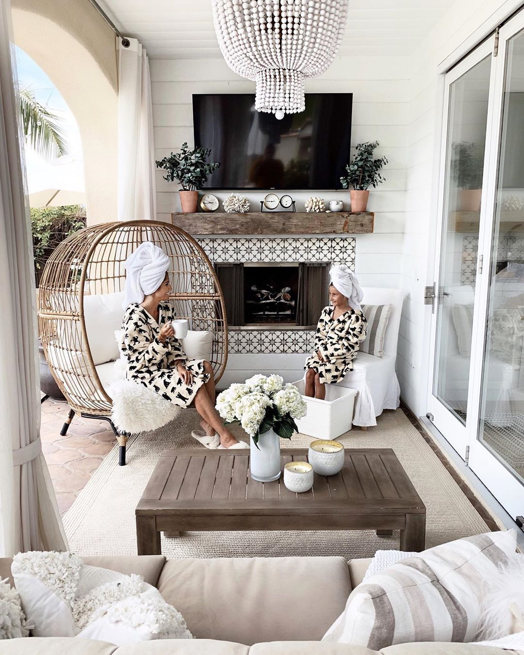 Design Your Own Living Room Free: A Relaxing Spot In This Backyard Patio @stylinbyaylin