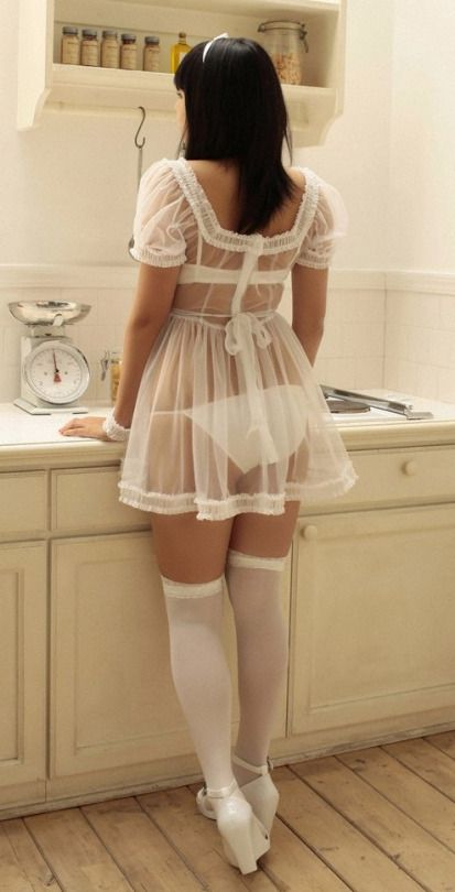 Asian lingerie sissy daddy