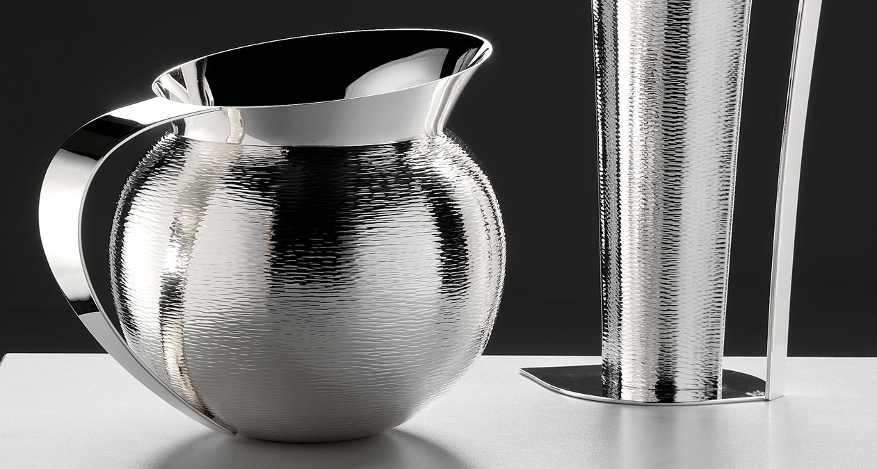 Decorative Jugs And Vases Silver Jug By Zanetto The Perfect Company To Turn To When Looking