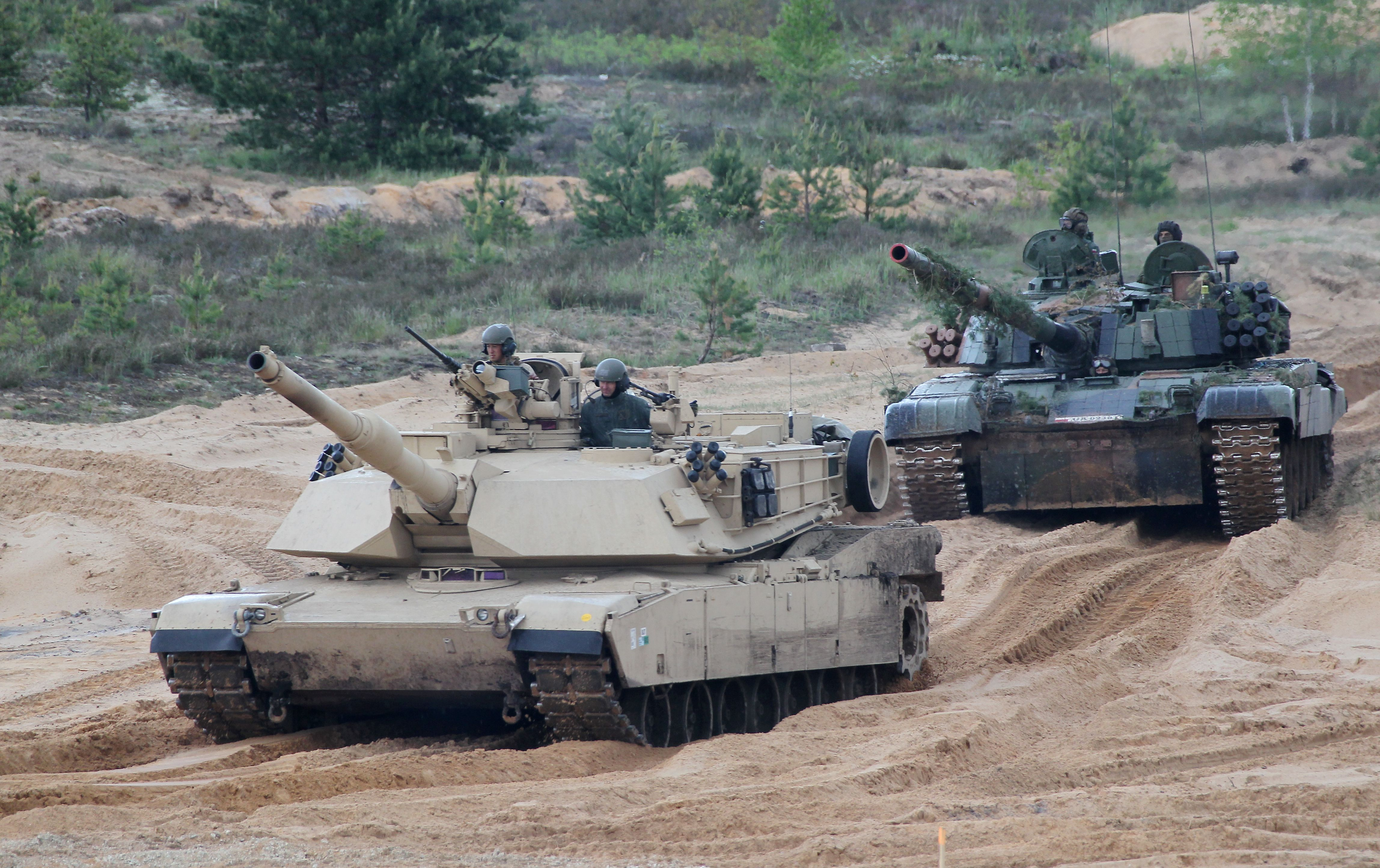 War Thunder M1a2 Sep