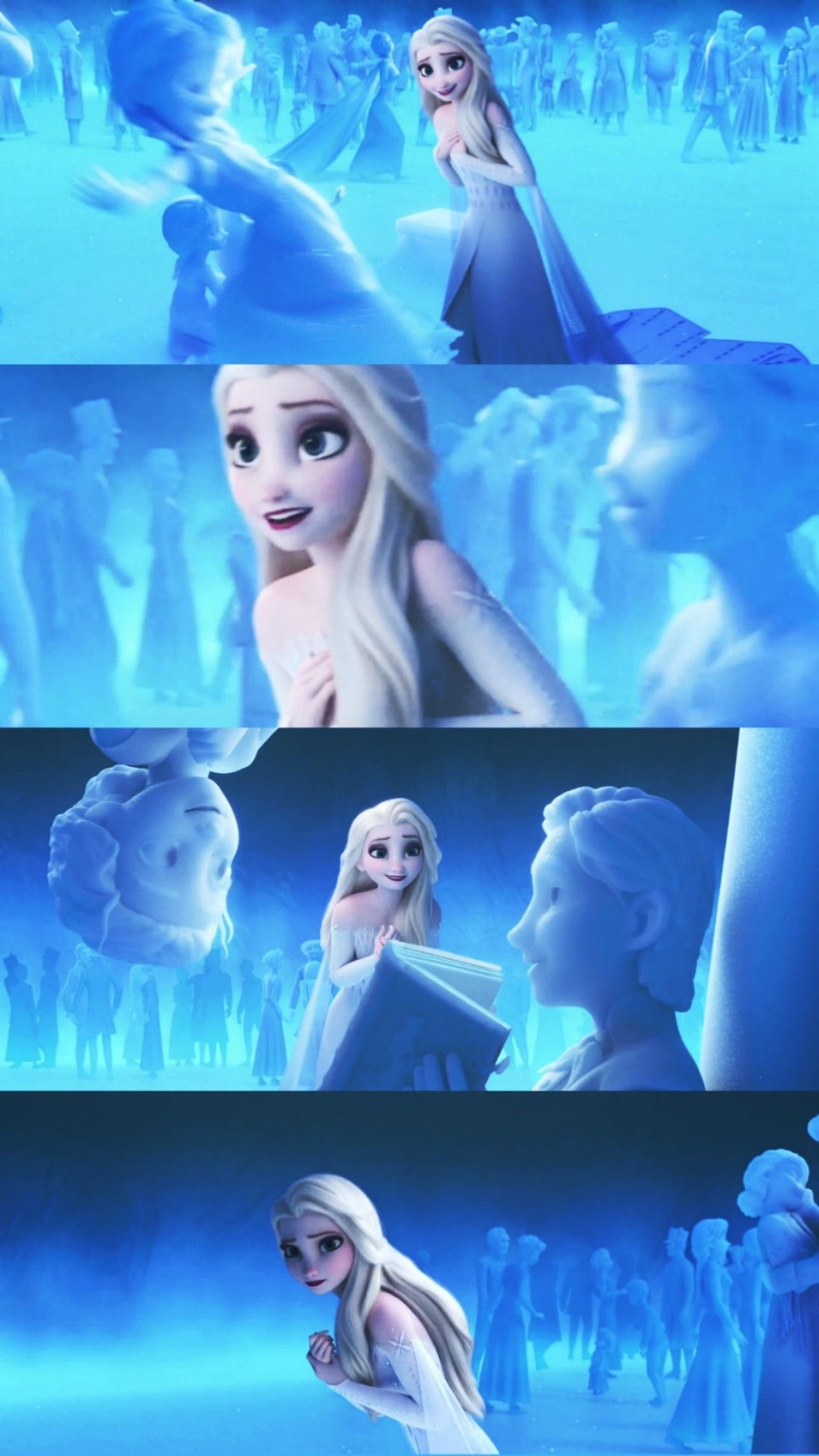 Elsa And Jack Frost Frozen 2 Rise Of The Guardians Jack Frost Rise Of The Guardians Disney Princess Pictures