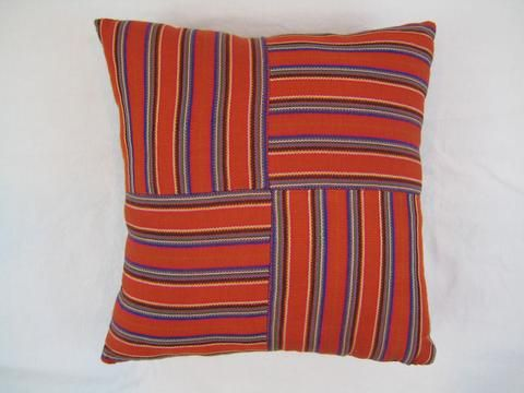 Guatemalan Decorative Pillow No.4 - Culture Grafters