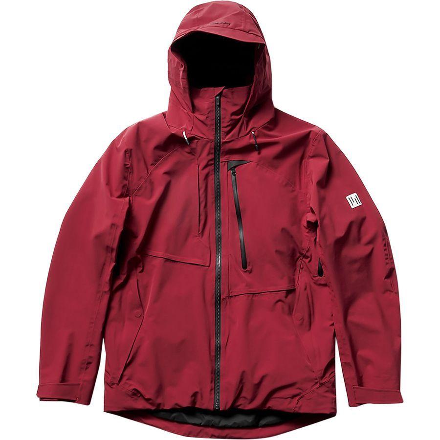 Holden Corkshell Summit Jacket Men S Cardinal Red Jackets Holden Outerwear Mens Jackets [ 900 x 900 Pixel ]