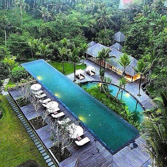 Ubud Hotels, Ubud, Bali