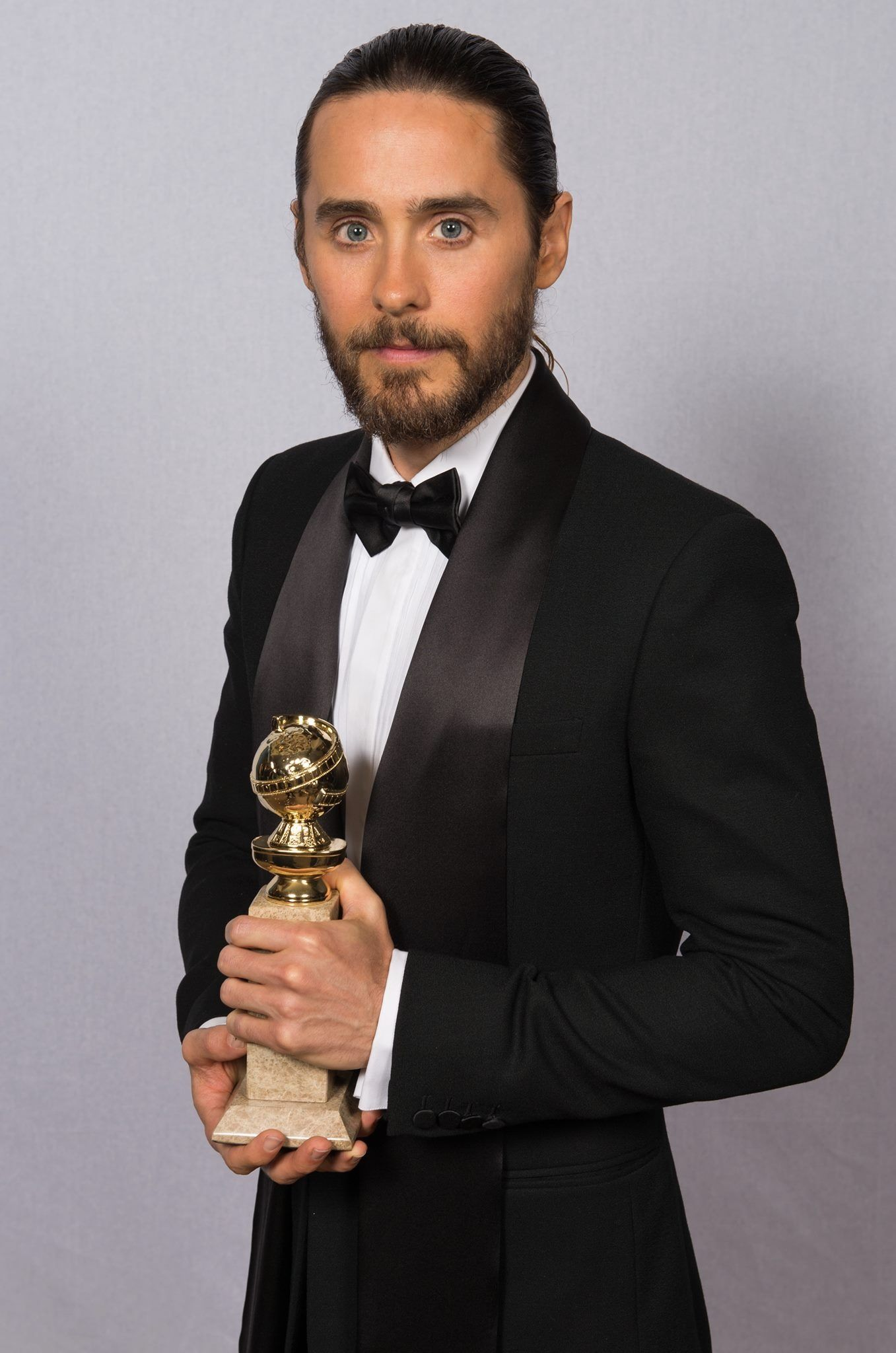 Jared Leto Wins Award For Best Supporting Actor Golden Globes