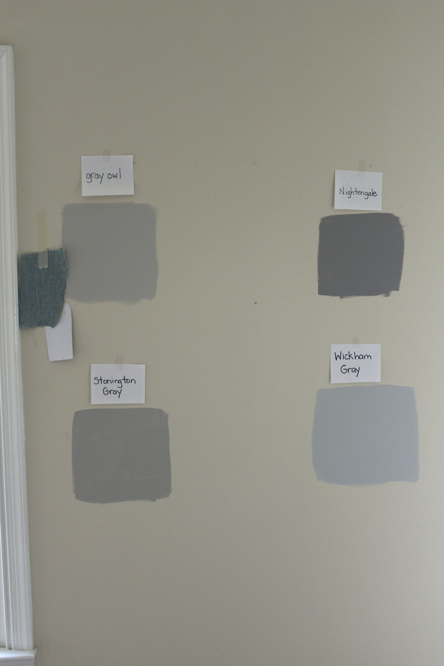 Perfect Shade Of Gray Interior Paint Colors For Living Room Grey Paint Colors Gray Owl Paint