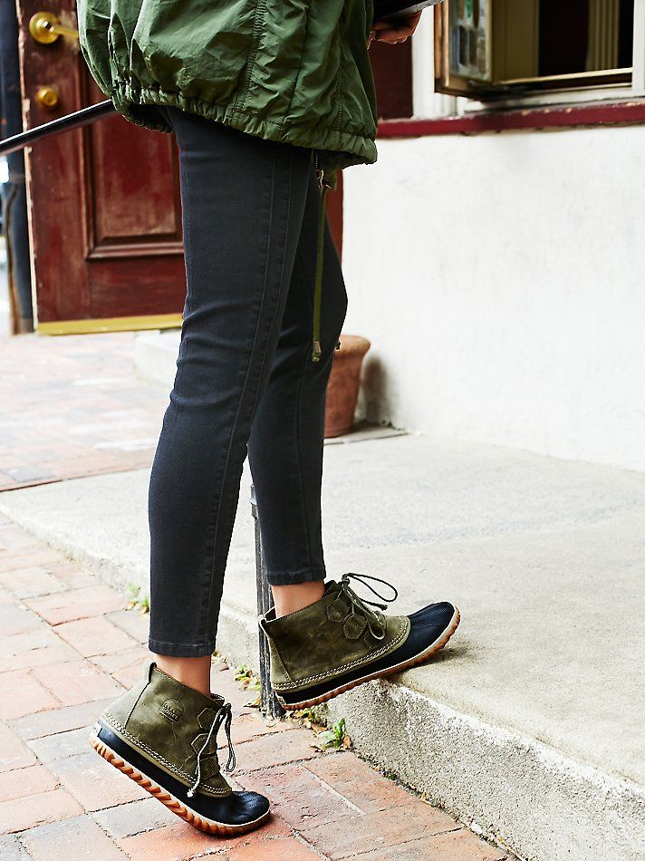 Sorel Out N About Weather Boot at Free People Clothing Boutique