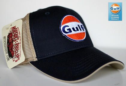Gulf Trucker Cap  18  6fdabc5df83f