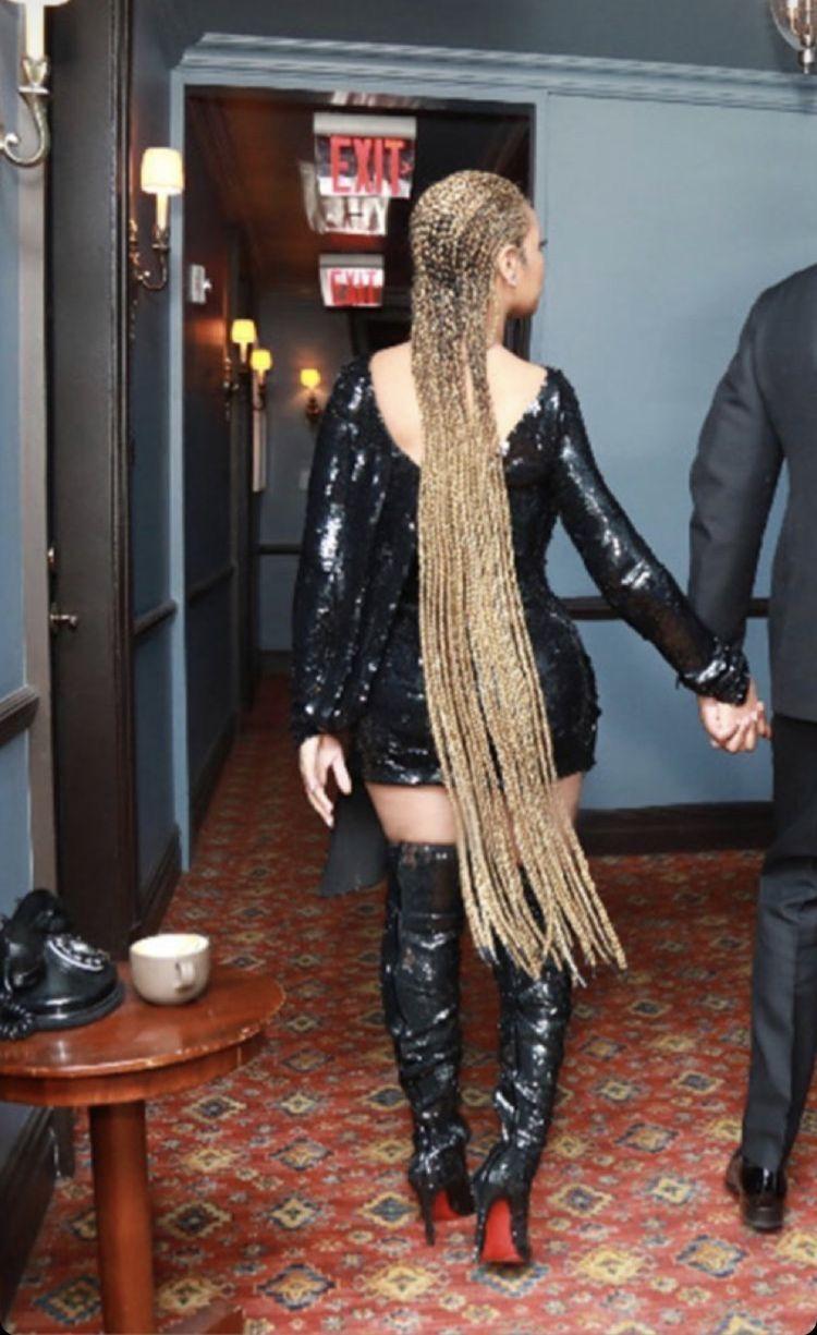 Pin By Sheena Bates On London Beyonce Braids Beyonce Hair