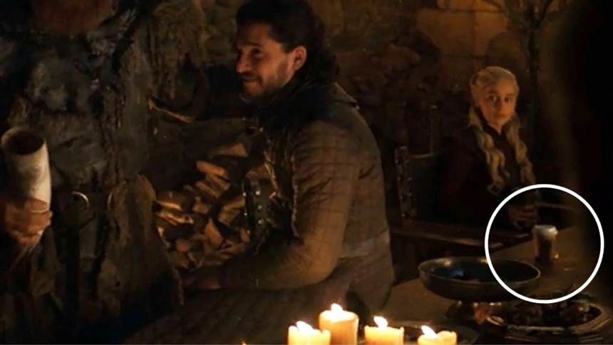 HBO admits 'Game of Thrones' Starbucks cup gaffe, wipes it