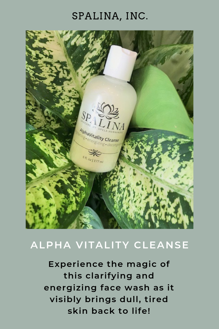 Alpha Antioxidants Cleanse Cleanser Oily Skin Vitality The Secret To Aging Gracefully And Starting An Ef In 2020 Cleanser For Oily Skin Oily Skin Oily Skin Care