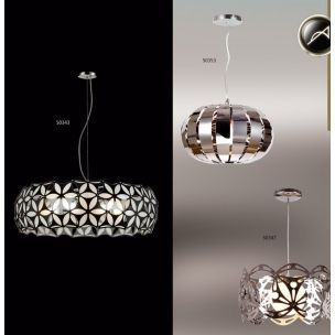 Lamparas negras lamparas modernas negras lamparas - Lamparas contemporaneas ...