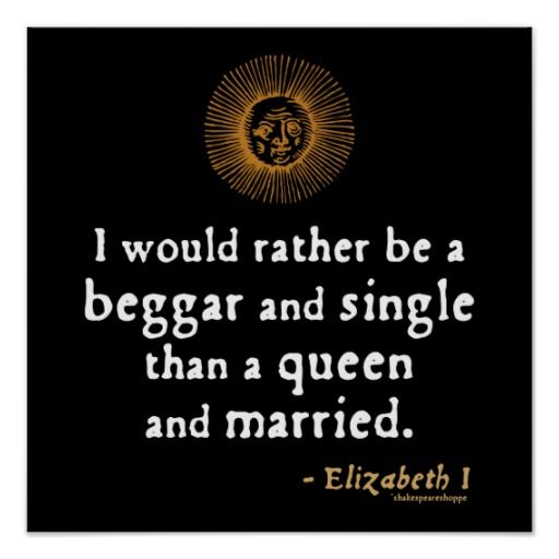 Elizabeth I Quote About Marriage Poster Zazzle Com Elizabeth I Queen Quotes Me Quotes