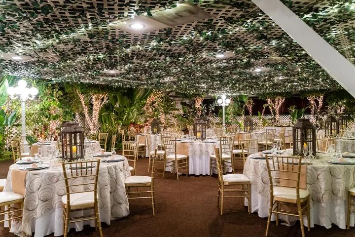 Rainbow Gardens Events In 2020 Rainbow Garden Wedding Venue Decorations Las Vegas Weddings