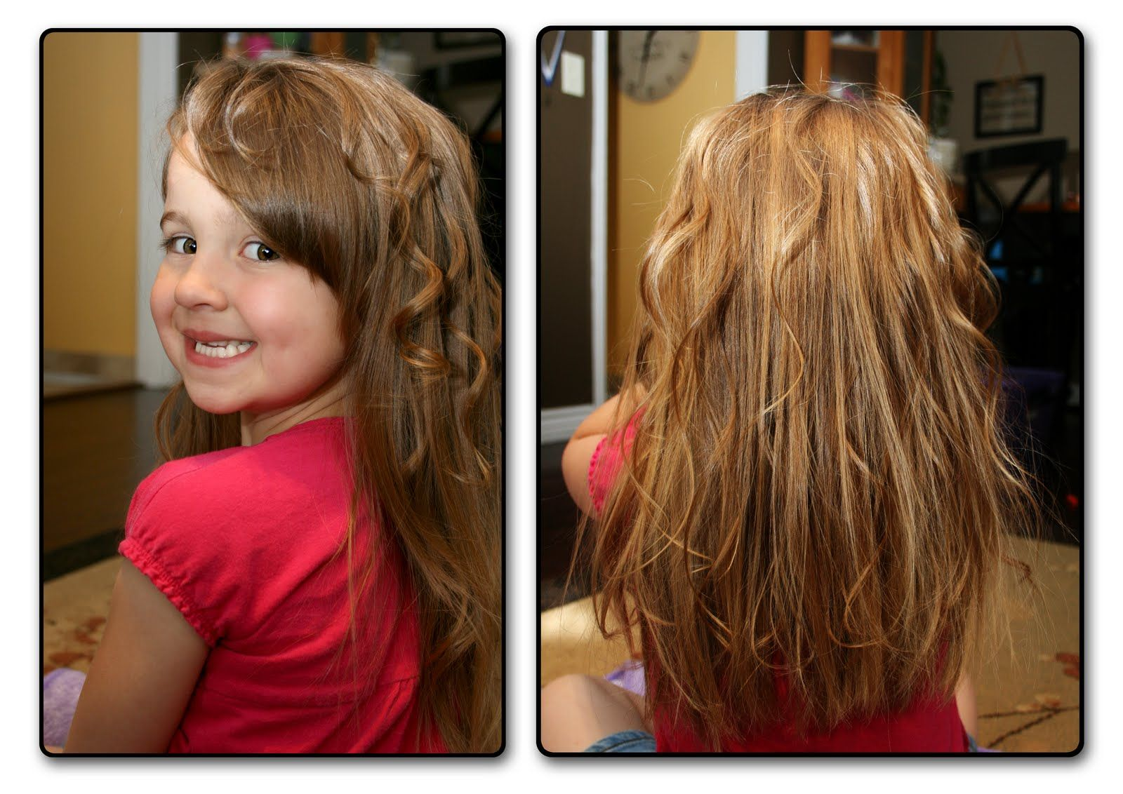 Girly dous by jenn just beachy hairdos for little girl with