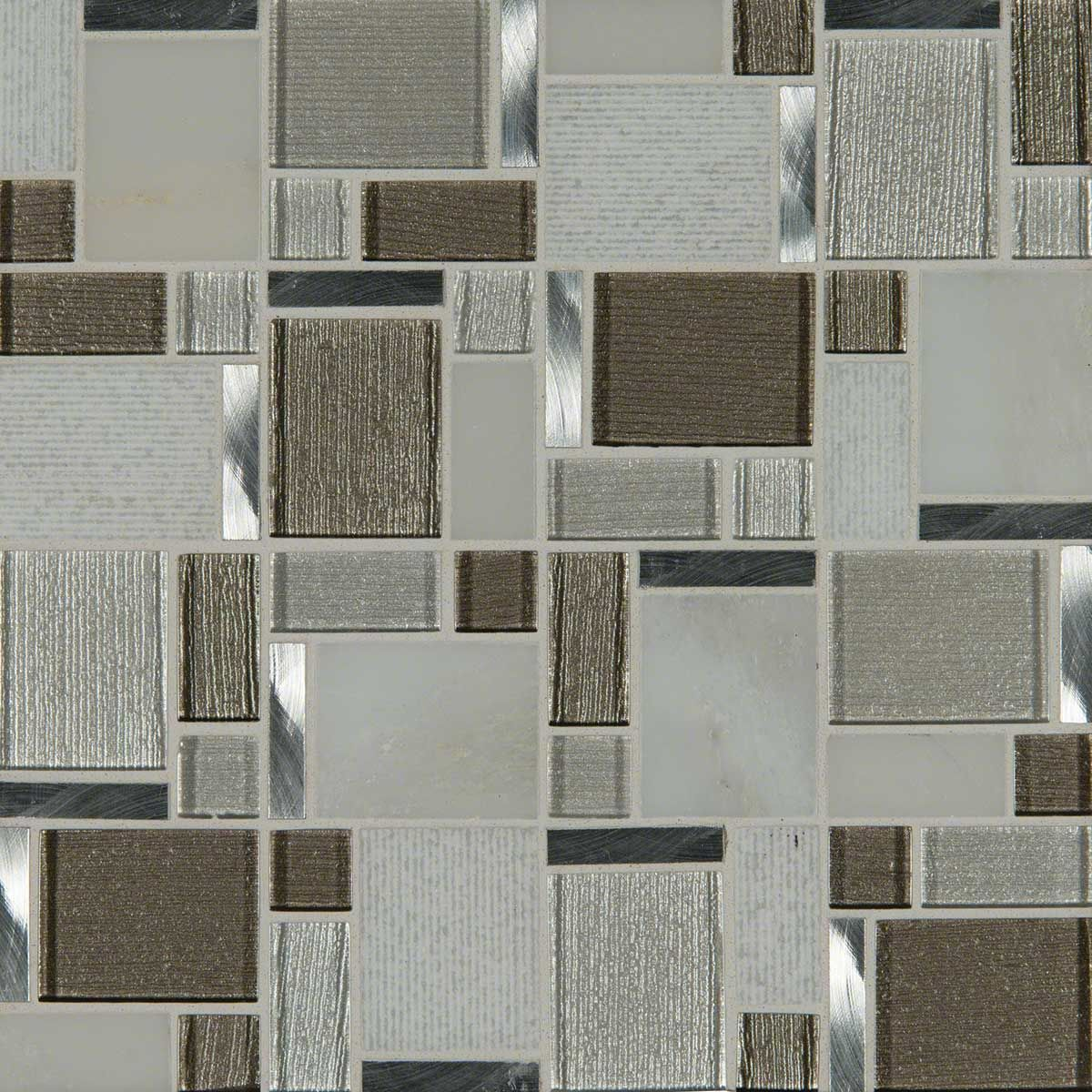 Add graphic impact to your backsplash with Magica. This new mosaic ...