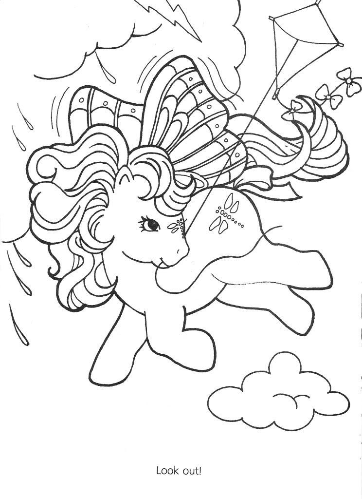 Page 10 Coloring Pages Coloring Books My Little Pony