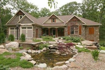 New Home   Craftsman   Exterior   Grand Rapids   Mark Phillips Residential  Designs LLC