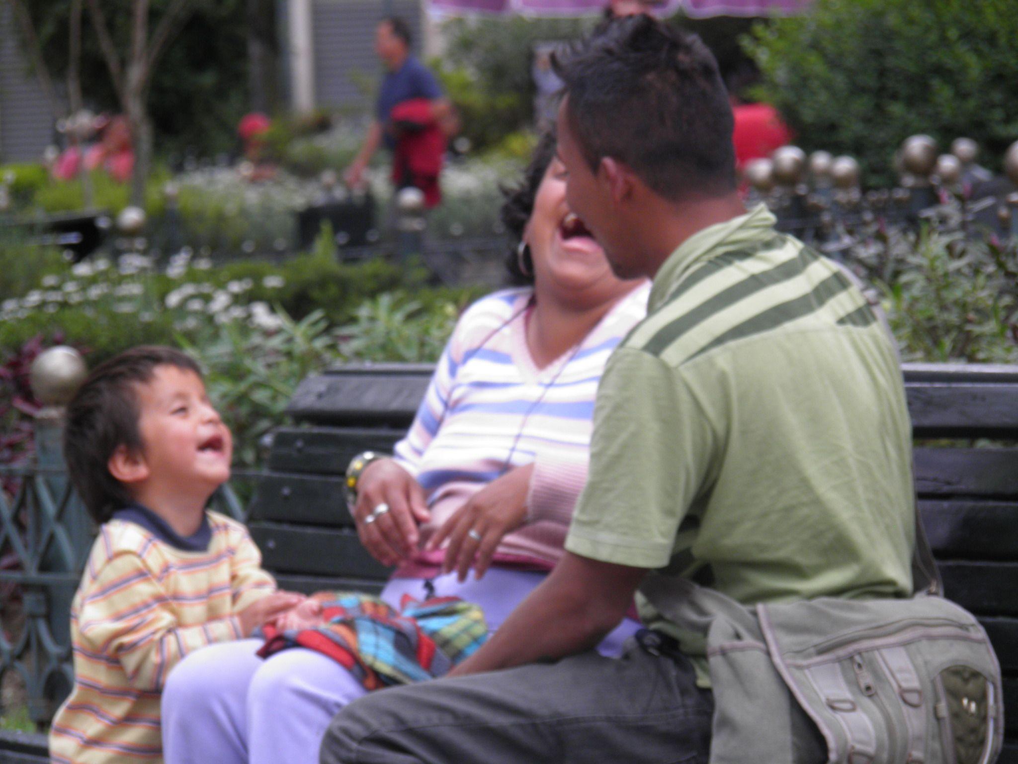IN CUENCA IT'S FAMILY FAMILY FAMILY