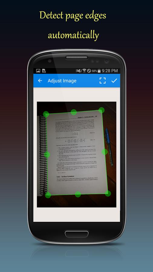 برنامج تحويل الصور الى بي دي اف Fast Scanner Scanner