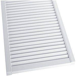 Lamellentüren Weiß Ikea offene lamellentür schranktür heizkörperverkleidung kiefer weiß
