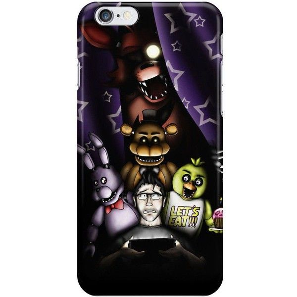 Five Nights At Freddy s For iPhone 6 6 Plus 5s 5 Hard Case Cover in